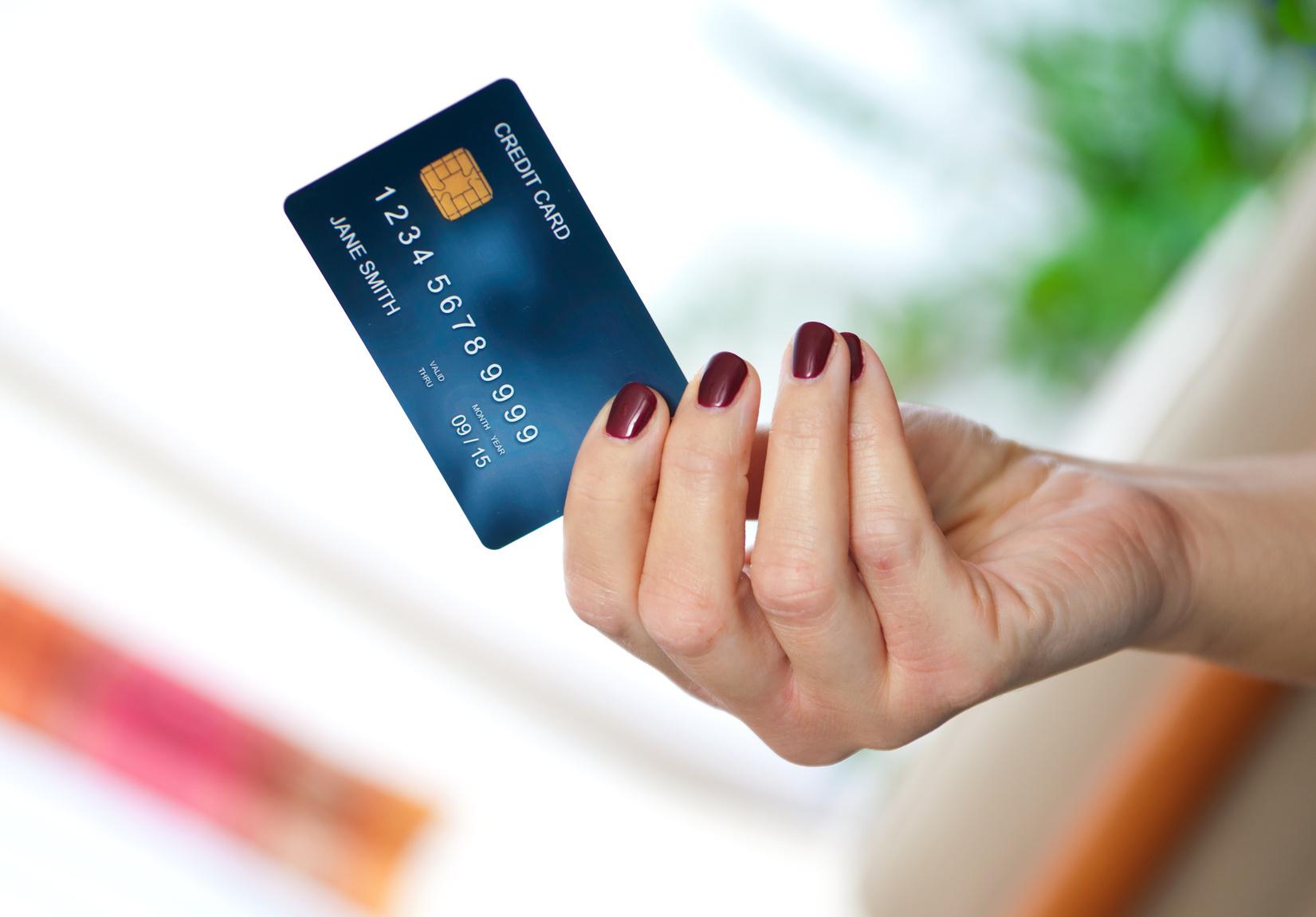 Particularités d'une carte de crédit prépayée rechargeable